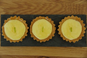 Tartelette au Citron vert