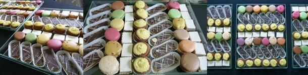 Les plateaux de Biscuits & Co.
